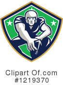 American Football Clipart #1219370