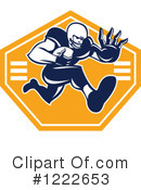 American Football Clipart #1222653