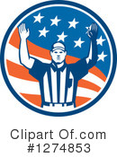 American Football Clipart #1274853
