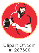 American Football Clipart #1287600