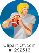 American Football Clipart #1292513