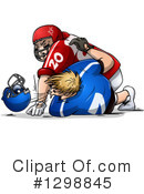 American Football Clipart #1298845