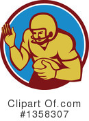 American Football Clipart #1358307
