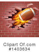 American Football Clipart #1403634