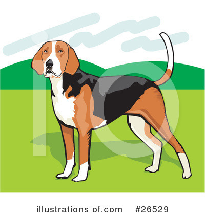 Dogs Clipart #26529 by David Rey