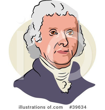 Royalty-Free (RF) American President Clipart Illustration by Prawny - Stock Sample #39634