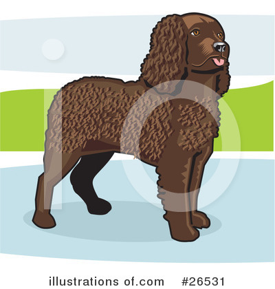 Dogs Clipart #26531 by David Rey