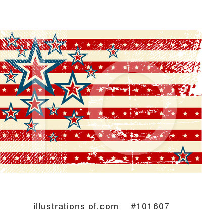 Fourth Of July Clipart #101607 by Pushkin
