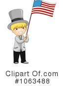 Americana Clipart #1063488 by BNP Design Studio