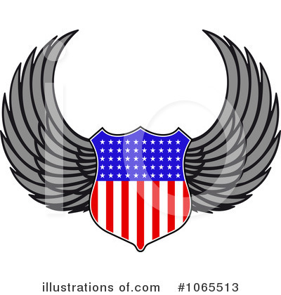 Royalty-Free (RF) Americana Clipart Illustration by Vector Tradition SM - Stock Sample #1065513