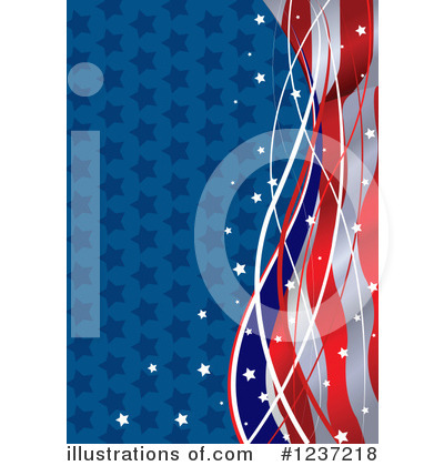 Fourth Of July Clipart #1237218 by Pushkin