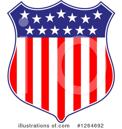 Usa Clipart #1264692 by Vector Tradition SM