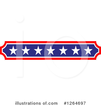 Americana Clipart #1264697 by Vector Tradition SM