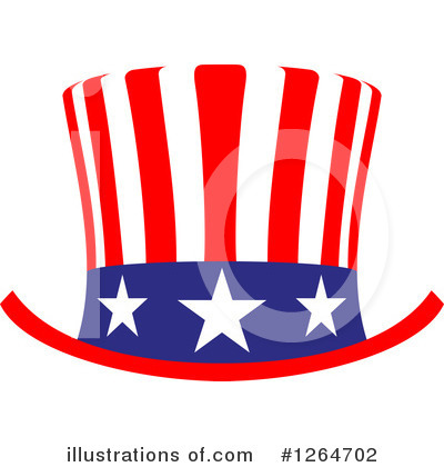 Americana Clipart #1264702 by Vector Tradition SM