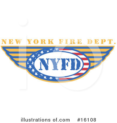 Royalty-Free (RF) Americana Clipart Illustration by Andy Nortnik - Stock Sample #16108