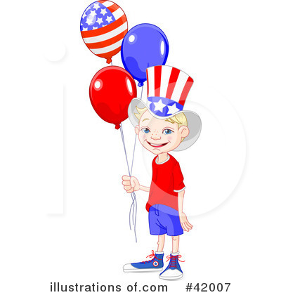 Fourth Of July Clipart #42007 by Pushkin