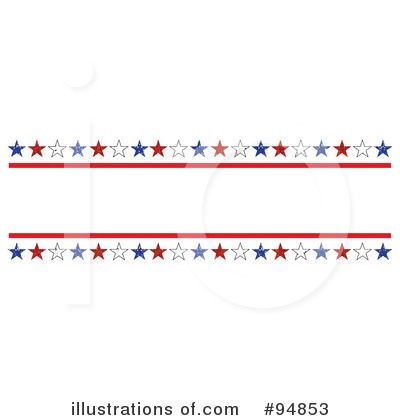 Royalty-Free (RF) Americana Clipart Illustration by C Charley-Franzwa - Stock Sample #94853