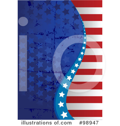 Fourth Of July Clipart #98947 by Pushkin