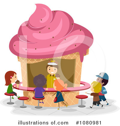 Royalty-Free (RF) Amusement Park Clipart Illustration by BNP Design Studio - Stock Sample #1080981
