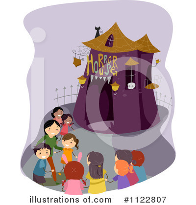 Amusement Park Clipart #1122807 by BNP Design Studio