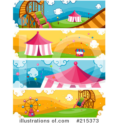 Web Site Banners Clipart #215373 by BNP Design Studio