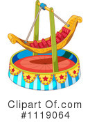 Amusement Park Ride Clipart #1119064 by Graphics RF