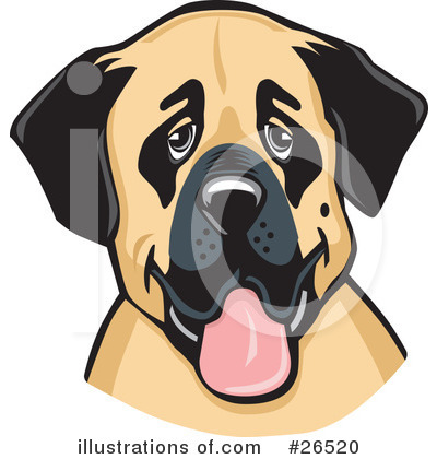 Dogs Clipart #26520 by David Rey
