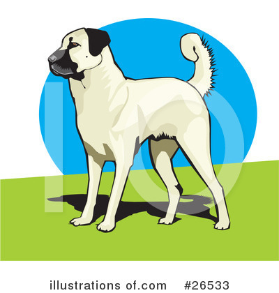 Dogs Clipart #26533 by David Rey