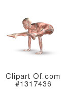 Anatomy Clipart #1317436 by KJ Pargeter