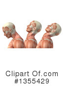 Anatomy Clipart #1355429 by KJ Pargeter
