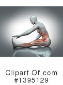 Anatomy Clipart #1395129 by KJ Pargeter