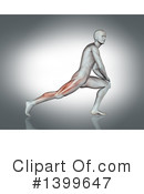 Anatomy Clipart #1399647 by KJ Pargeter