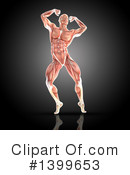 Anatomy Clipart #1399653 by KJ Pargeter
