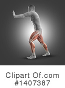Anatomy Clipart #1407387 by KJ Pargeter
