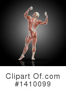 Anatomy Clipart #1410099 by KJ Pargeter