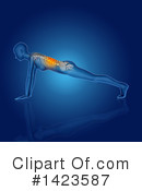 Anatomy Clipart #1423587 by KJ Pargeter