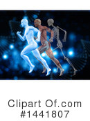 Royalty-Free (RF) Anatomy Clipart Illustration #1441807