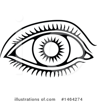 Eyes Clipart #1464274 by Vector Tradition SM