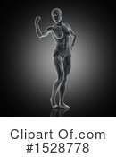 Anatomy Clipart #1528778 by KJ Pargeter