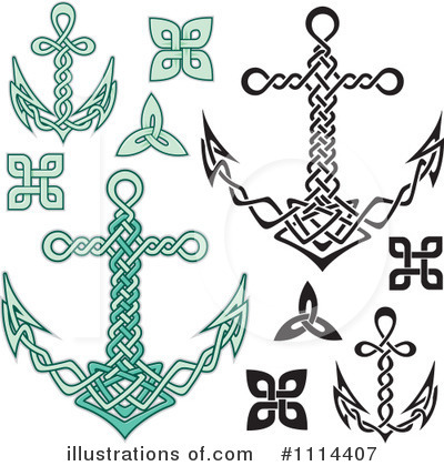 Anchor Clipart #1114407 by Any Vector