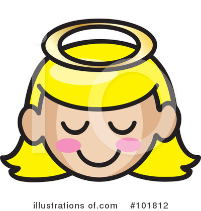 Angel Clipart #101812 by Rosie Piter