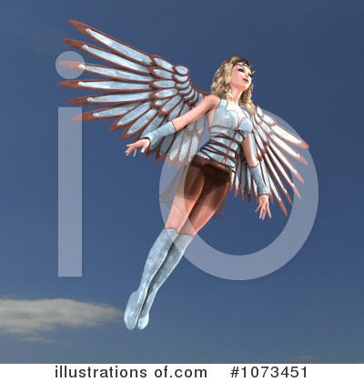 Angel Clipart #1073451 by Ralf61