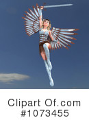 Angel Clipart #1073455 by Ralf61