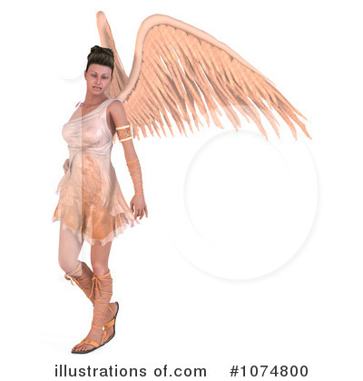 Angel Clipart #1074800 by Ralf61