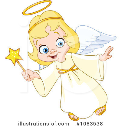 Clip Art Clipart Angel angel clipart 1083538 illustration by yayayoyo royalty free rf yayayoyo