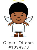 Angel Clipart #1094970 by Cory Thoman