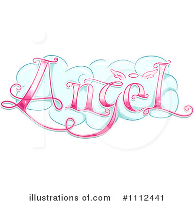 Angel Clipart #1112441 by BNP Design Studio