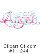 Royalty-Free (RF) Angel Clipart Illustration #1112441