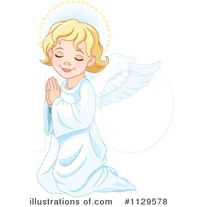 Angel Clipart #1129578 by Pushkin