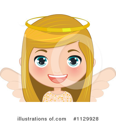 Girl Clipart #1129928 by Melisende Vector